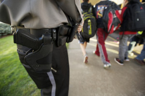 Armed School Guards