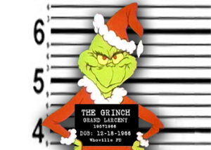holiday grinch security