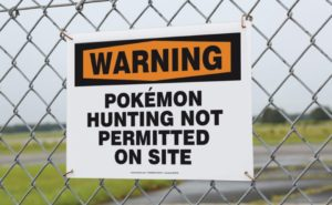 pokemon go safety